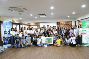 Những kỷ niệm khó quên của cộng đồng người Việt tại Hàn với tác phẩm Vườn Tâm Hồn