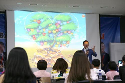 Vườn Tâm Hồn – Tác phẩm đạt kỷ lục Việt Nam đến Hàn Quốc