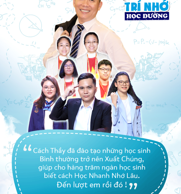 Siêu Trí Nhớ Học Đường – Nguyễn Phùng Phong